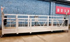 Galvanized Steel Platforms / Kadad / Swing Standing Clausing Disrupted