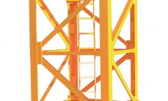 Hot sale zoomlion - China Supplier Mobile Tower - Crane Mast Section
