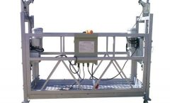 Steel / Aluminium Disable Platform Cradle, 630kg Suspend Access Equipment